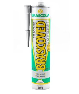 Silicone Brascoved Incolor 280Gr 302210