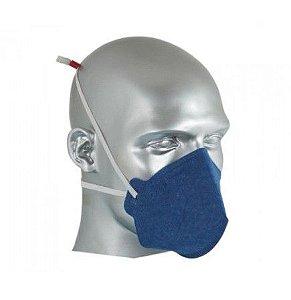 Kit 5 Mascaras Air Safety PFF-2 Sem Valvula Ca 38955