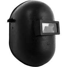 Mascara de Solda em Polipropileno Visor Fixo 720CS Ledan