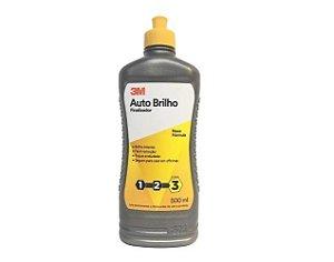 Auto Brilho Finalizador Profissinal 3M 500MLHB004584437