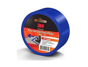 Fita Demarcação Solo 3M 50mm X 30mt Azul HB004210322