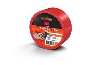 Fita Demarcação Solo 3M 50mm X 30mt Vermelha HB004531834