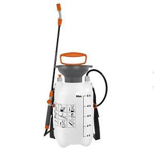 Pulverizador Lateral Compressão Previa 5 litros 78615506 Tramontina