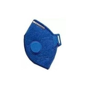 Kit 5 Mascaras Air Safety PFF-2 Com Valvula Ca 38954