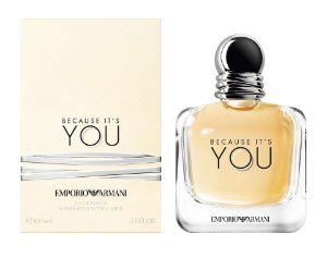 Because It's You - Armani