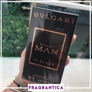 Bvlgari Man in Black EDP 100ml - Bvlgari