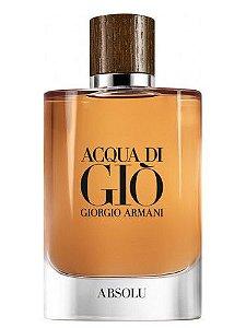 Acqua Di Gio Absolu 125ml - Giorgio Armani