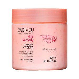 Hair Remedy Máscara Reparadora Cadiveu