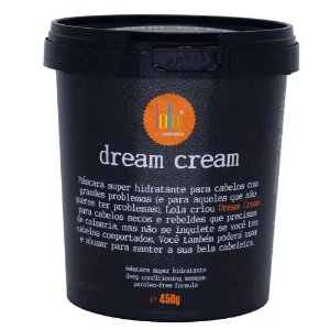 Máscara Dream Cream Lola Cosmetics 450 g