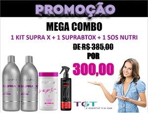 MEGA COMBO PROMOCIONAL SUPRAHAIR