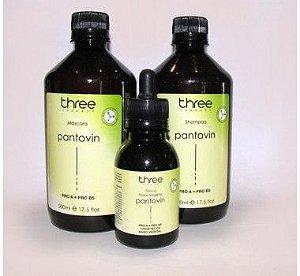 Kit Pantovin Thee Therapy 3 produtos
