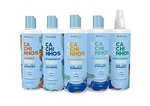 Kit Vou de Cachinhos Onduleze 5 produtos