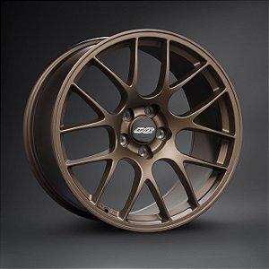 APEX Race EC - 7 Matt Bronze 5x114,3 19x10 ET40 - 19x11 ET52 para Ford Mustang