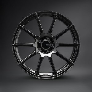 Enkei TS10 Gloss Black 5x100 18x9,5 Et45