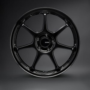 Enkei TS-7 Gloss Black 5x114,3 18x8 Et45