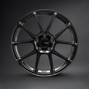 Enkei TS-V Gloss Black 5x114,3 18x9,5 Et15
