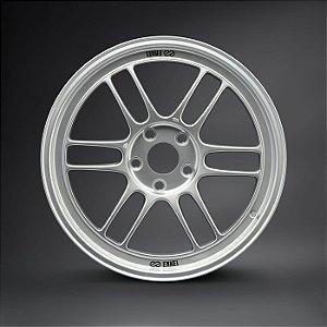 Enkei RPF1 F1 Silver 5X114,3 18X9,5 ET38