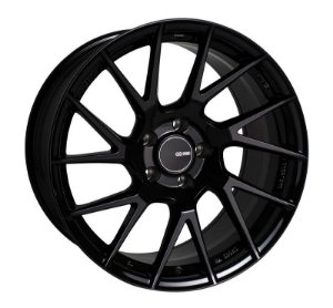 Enkei TM-7 Gloss Black 5X112 18X8  ET45