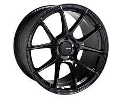 Enkei TSV Gloss Black 5x120 18x8,5 - 18X9,5 ET45