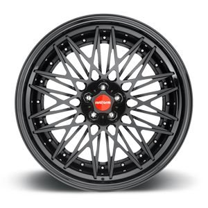 Rotiform QLB Forged 3 Piece 3 5X130 19x8.5 ET51 - 19X12 ET55
