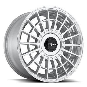 Rotiform LAS-R Gloss Silver 5x112/ 5x114,3 - 18x8,5 ET45