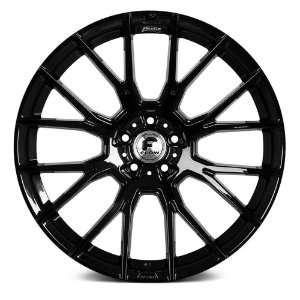 Forgiato Flow Gloss Black 20X9 - 20X10