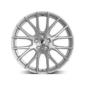Forgiato Flow Machine Silver 22X10,5