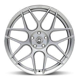 HRE FF01 Liquid Silver 5X120 20X9 ET25 - 20X10,5 ET26 Para BMW 1M, M3 E9x, M5 F10 e M6 F12/13