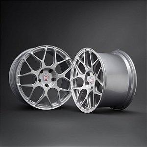 HRE P40SC Liquid Silver 5X130 19X9 ET46 - 19X11 ET56
