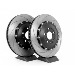 VWR Rear Brake Conversion - Disco Traseiro -  Audi S3/RS3 8V, Audi TTS/TTRS MK3