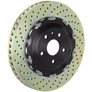 Brembo Racing Disc 355x32 Drilled
