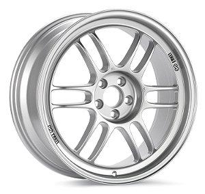 Enkei RPF1 F1 Silver 4x100 15x7 ET35