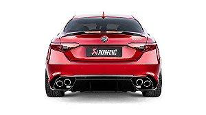 Akrapovic Alfa Romeo Giulia Quadrifroglio 2016-2019