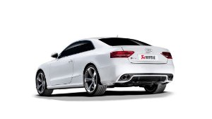 Akrapovic Audi RS 5 Coupe (B8) 2010-2015
