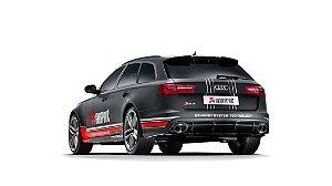 Akrapovic Audi RS 6 Avant (C7) 2014-2018
