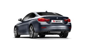 Akrapovic BMW 435I (F32) 2013-2015