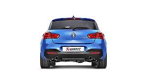 Akrapovic BMW M140I (F20, F21) 2016-2019