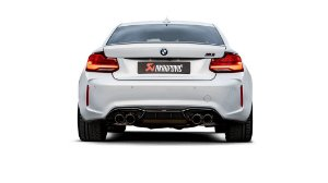 Akrapovic BMW M2 COMPETITION (F87N) - OPF/GPF 2018-2019