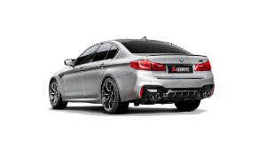 Akrapovic BMW M5 / M5 COMPETITION (F90) - OPF/GPF