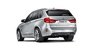 Akrapovic BMW X5 M (F85)
