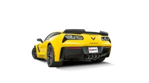 Akrapovic Chevrolet Corvette Z06 (C7)