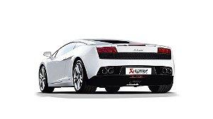 Akrapovic Lamborghini Gallardo LP 570-4 Coupé - Spyder