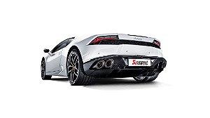 Akrapovic Lamborghini Huracán LP 580-2 Coupé - Spyder