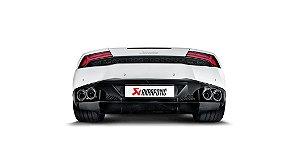 Akrapovic Lamborghini Huracán LP 610-4 Coupé - Spyder