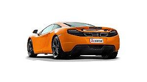 Akrapovic McLaren 12C - 12C Spider