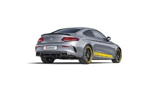 Akrapovic Mercedes-AMG C63 Coupé (C205)