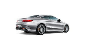 Akrapovic Mercedes-AMG S 63 Coupé (C217)