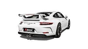Akrapovic Porshe 911 GT3 RS (991)