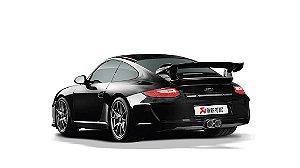 Akrapovic Porshe 911 GT3/RS (997 FL) 3.8