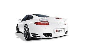 Akrapovic Porshe 911 TURBO/TURBO S (997 FL)